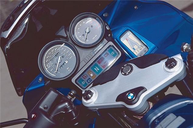 bmw r1100rs технические характеристики