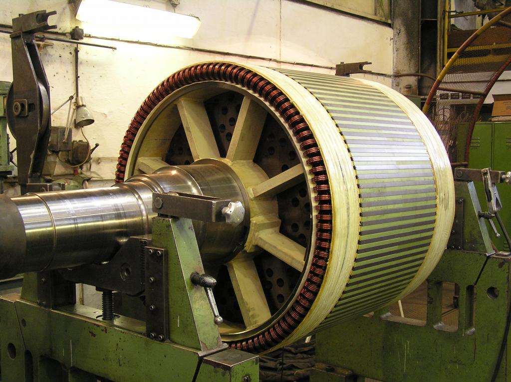 Расчет мощности электродвигателя формула