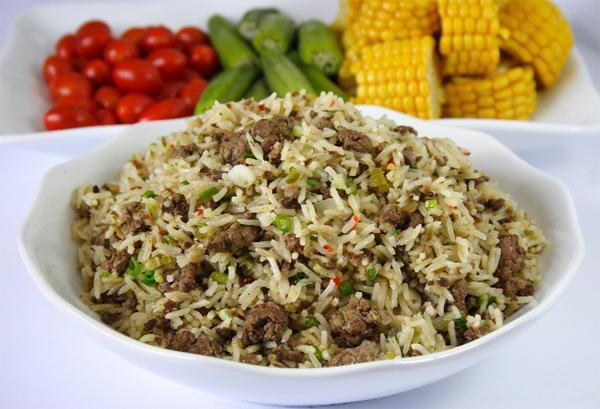 красный рис рецепты приготовления в мультиварке