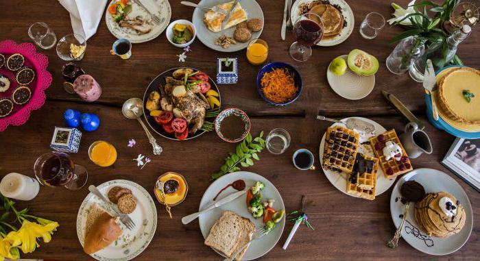 Приснилась еда — что это означает по различным сонникам