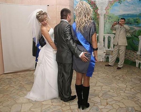фото измена невесты