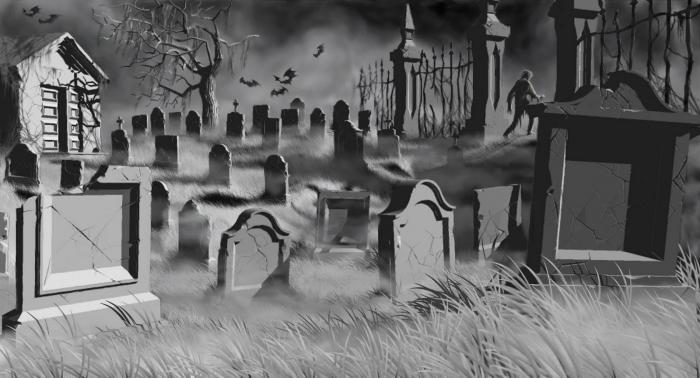 кладбище к чему снится сонник