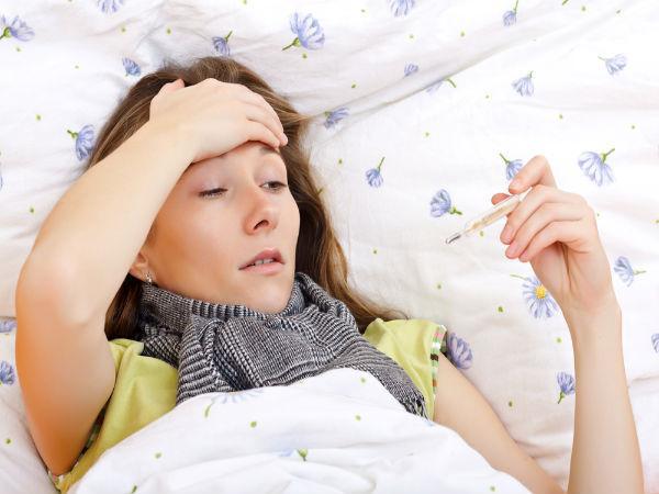 Чем эффективней сбить температуру в домашних условиях
