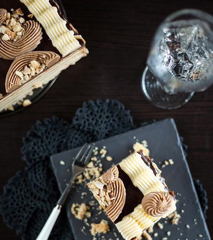 торт ленинградский по госту