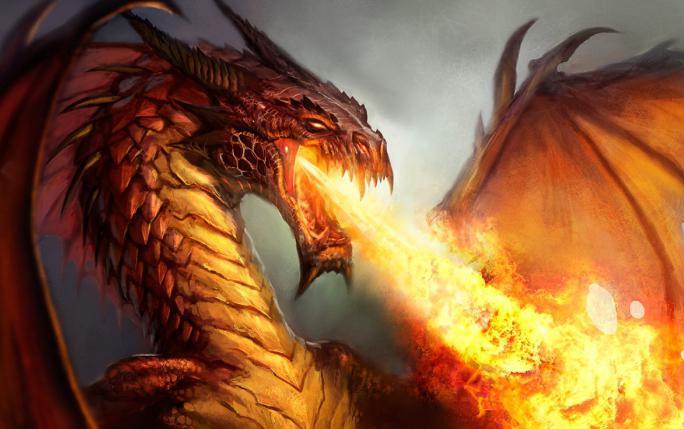 Сонник драконы к чему снятся что
