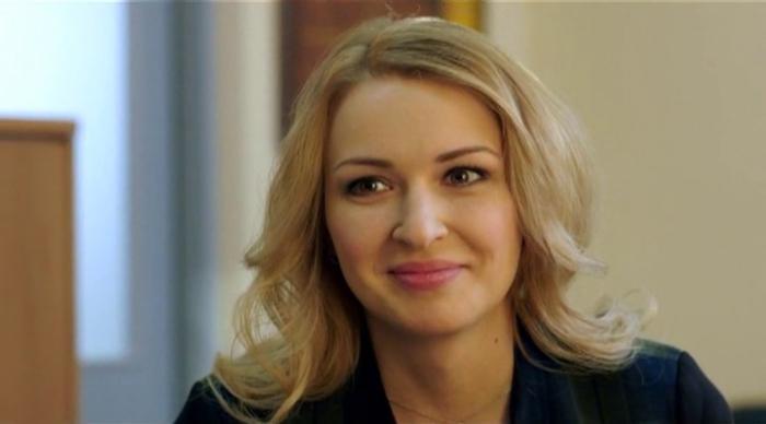 И личная жизнь российской актрисы