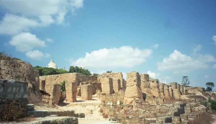 карфаген тунис