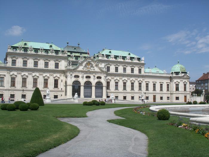 дворцы австрии картинки делает