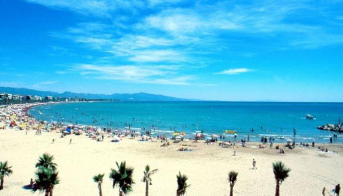 испания пляжи коста дорада