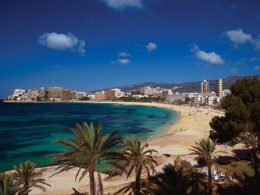 испания барселона пляжи