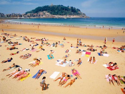 хорошие пляжи испании