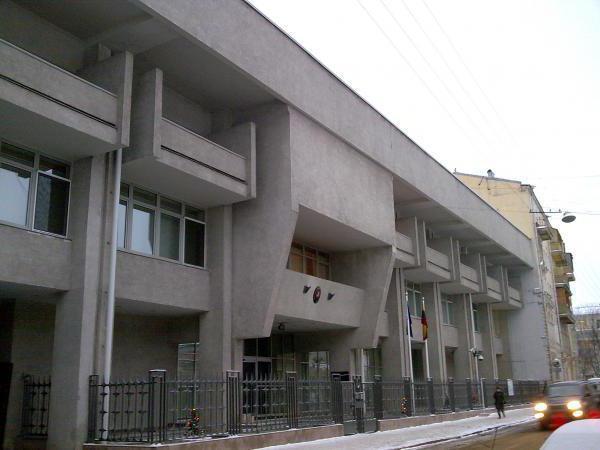 сайт литовского посольства в