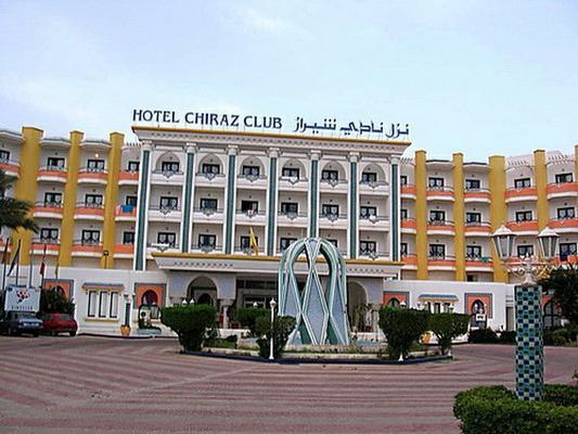 Chiraz Club 3* (Тунис/Монастир) — фото, цены и отзывы турист…