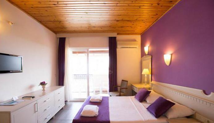Club Turtas Beach Hotel 4* в Турции: отзывы туристов