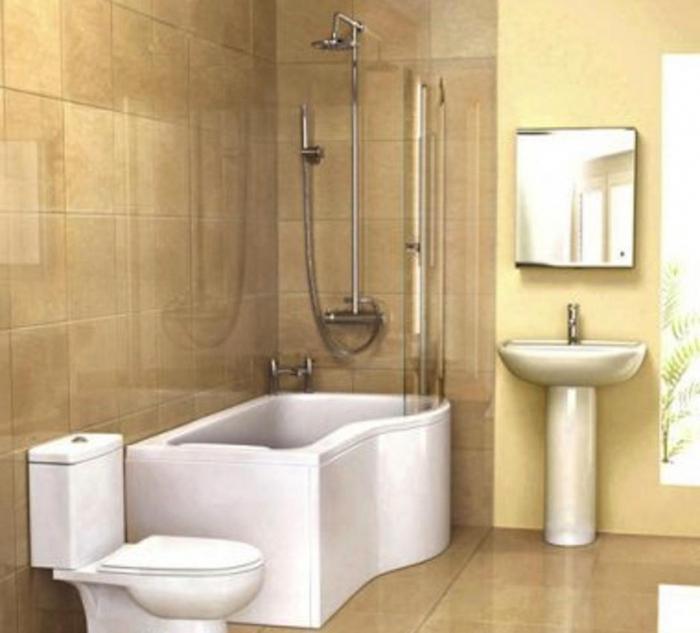 Стоя в ванной 5 фотография