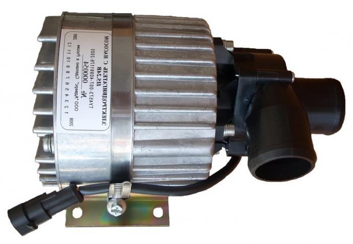 подогреватель двигателя электрический