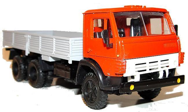 Описание автомобиля КамАЗ 5320