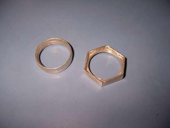 О том, как из монеты сделать кольцо