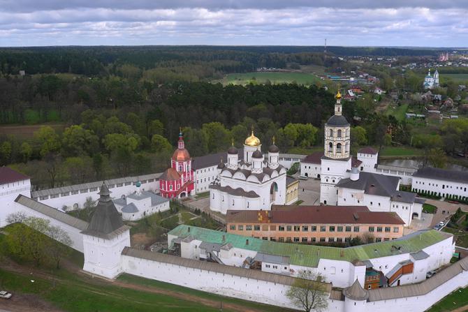 монастырь мужской фото