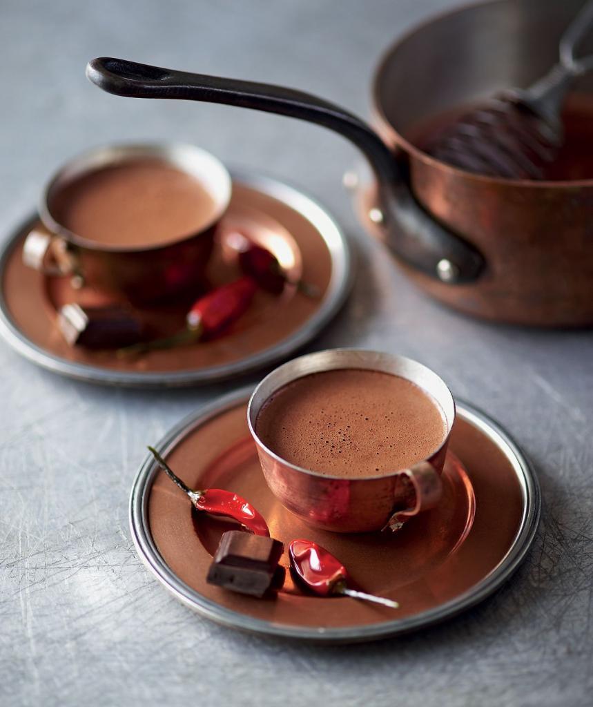 Classic Chili Chocolate