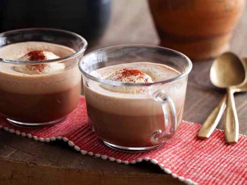 Chocolate chili without milk