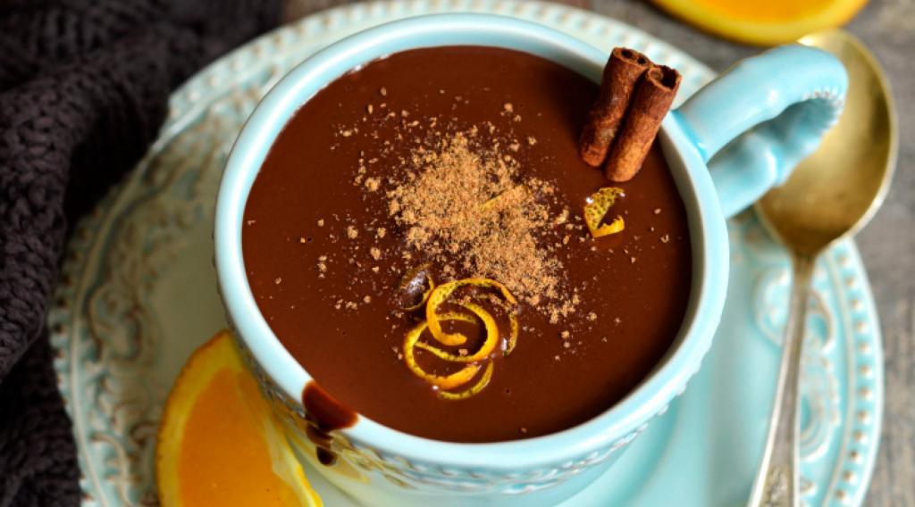 Chocolate with Chili and Orange