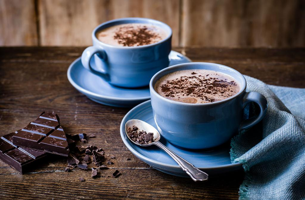 Hot Chocolate with Chili and Cocoa