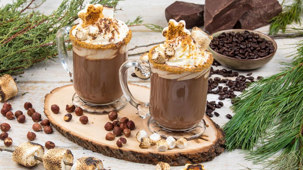 Fragrant Hot Chocolate