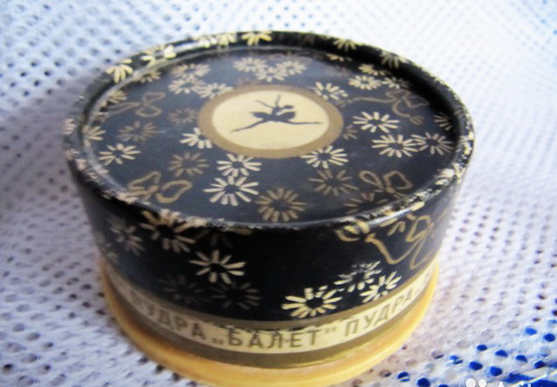 cosmetics of the times of the ussr