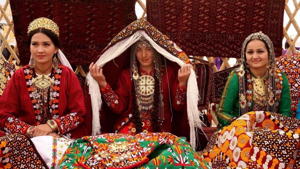 Туркменская свадьба: фото, описание, традиции и обычаи
