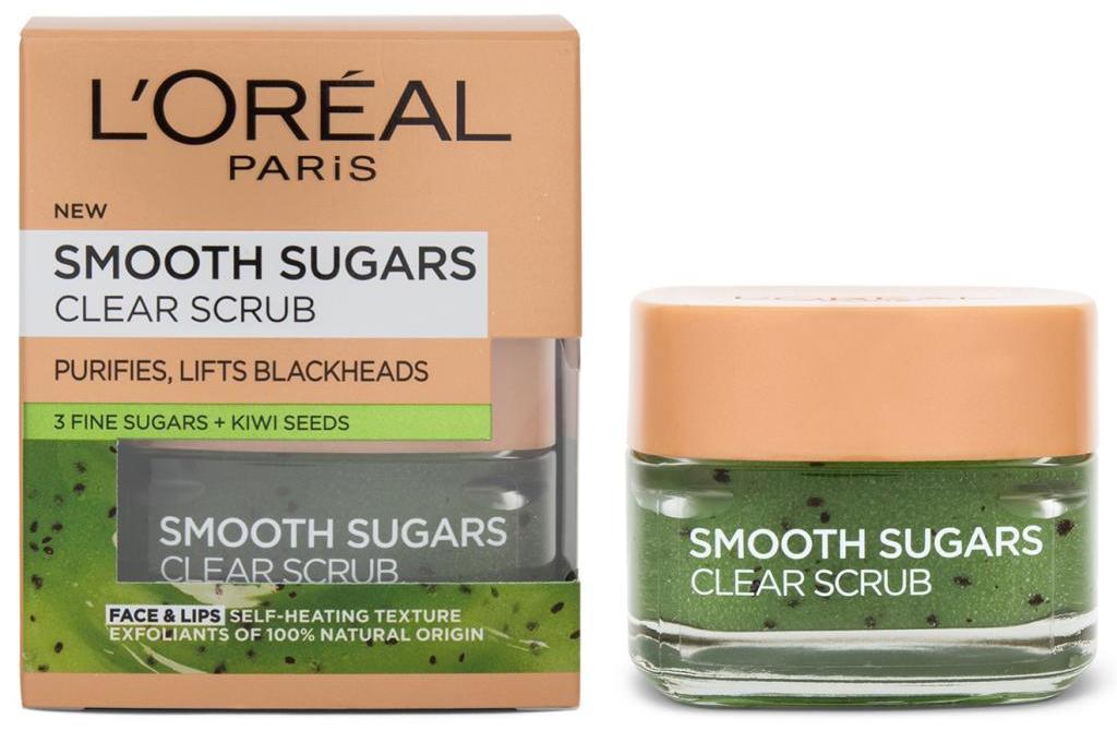 Сахарный скраб для лица: отзывы, состав, применение