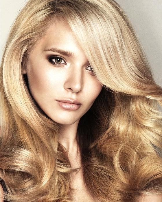 Медовый цвет волос – роскошный