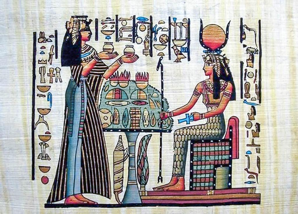 Egypt manicure