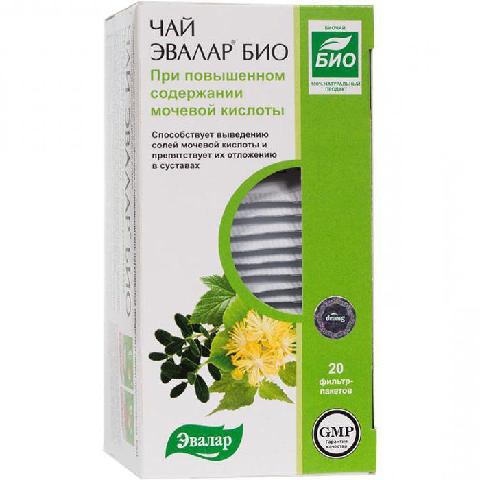 чай эвалар био для похудения