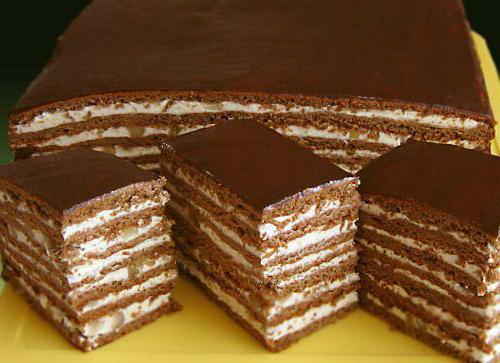 Как приготовить торт «Спартак»? Рецепт классический и ...