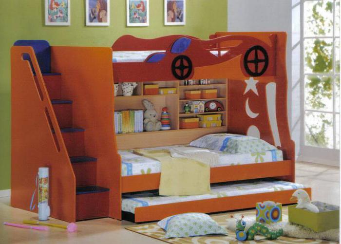 мебель для 3 детей