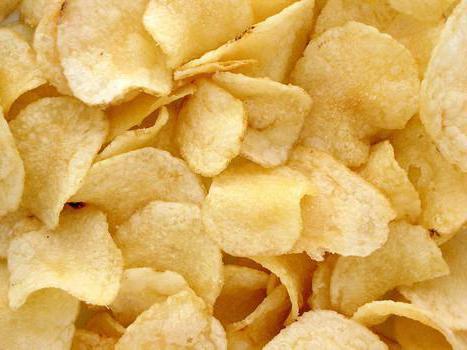 состав чипсов лейс сметана и зелень