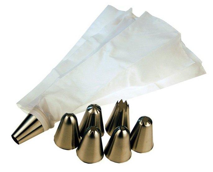 мешок для крема с насадками