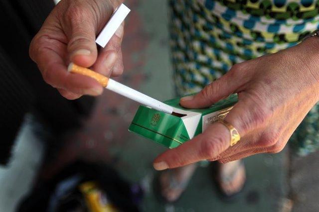 ментоловые сигареты вреднее