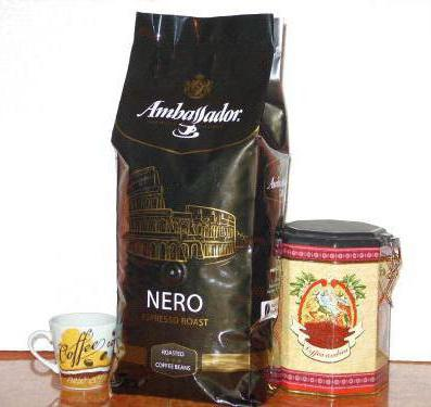 амбассадор кофе