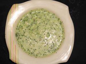 Сметанный соус с зеленью и чесноком рецепт русская кухня 61