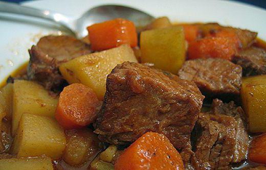 Говядина с овощами и картошкой в мультиварке рецепты с фото