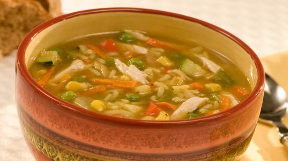густые супы