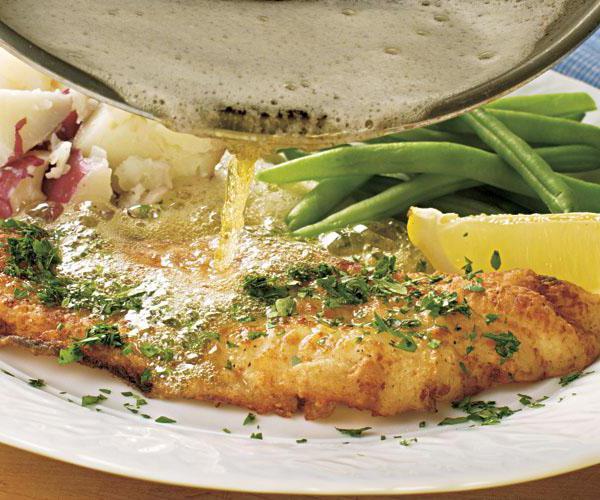 рецепты приготовления рыба чир