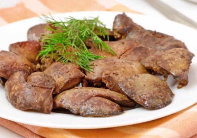 сколько по времени жарить свиную печень на сковороде