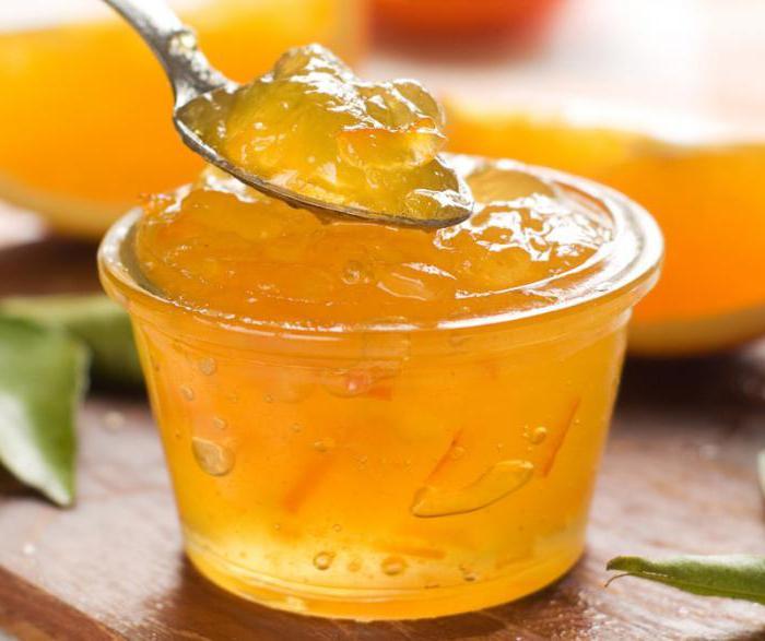джем лимонный