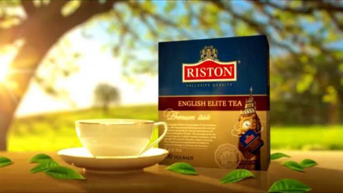 ристон чай