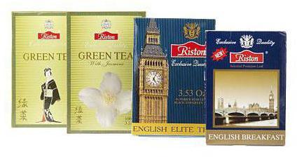 чай ристон отзывы