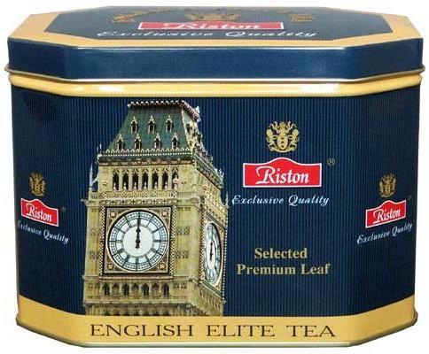 чай ристон ассортимент