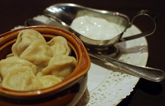 пельмени с картошкой рецепт в горшочках